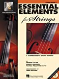 Essential Elements for Strings: Book 1 with CD-ROM (Violin)