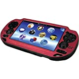 New- CTA VIT-MPCP PLAYSTATION(R)VITA METALLIC FACEPLATE PLASTIC CASE (PINK) - VIT-MPCP