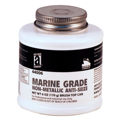 marine grade 44006 non metallic anti seize compound 6 oz. Black Bedroom Furniture Sets. Home Design Ideas