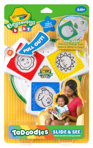 Crayola Beginnings Baby Slide and See - 1