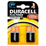Duracell DUR019287 Plus Power 9V Batt...