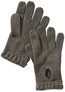 Vans Jive VQU22Z1 Women's Gloves One Size Dark Gull Gray
