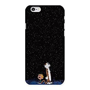 Cute Counting Stars Multicolor Back Case Cover for iPhone 6 6S