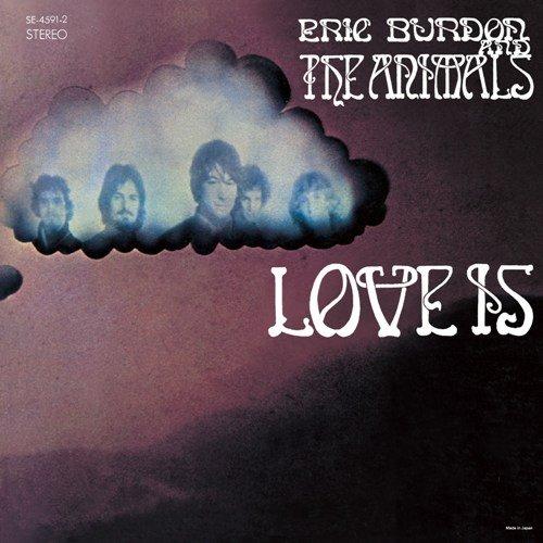 Love-Is-Eric-The-Animals-Burdon-Audio-CD