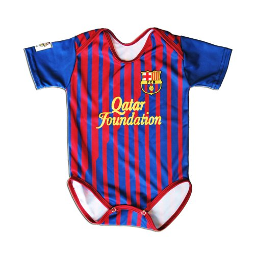F.C Barcelona Home Baby Suit 0-9 months