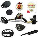 Fisher F4 Metal Detector Holiday Package