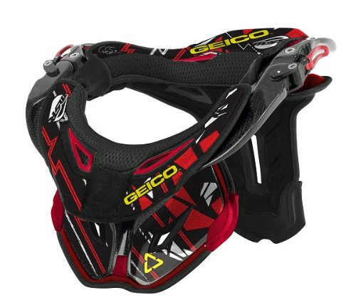 Leatt Brace Leatt DBX / GPX Pro Lite Padding Kit - Windham Red (S/M)