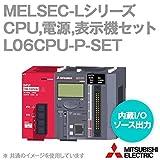 三菱電機 L06CPU-P-SET MELSEC-Lシリーズ CPU,電源ユニット,表示ユニットのセット品 (内容: L06CPU-P,L61P,L6DSPU) NN