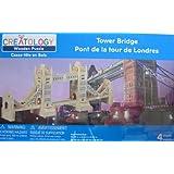Creatology Wooden Puzzle: Tower Bridge