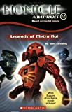 Legends of Metru Nui (Bionicle Adventures #4) (0439627478) by Farshtey, Greg