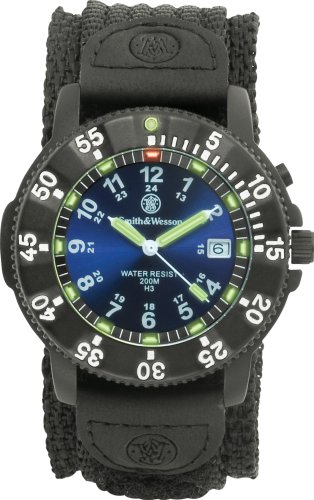 S&w Men's Smith Wesson Diver Watch