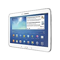 "Samsung Galaxy Tab 3 10.1"" White Quad-Band Tablet from Samsung"