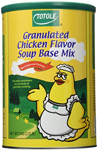totole granulated chicken flavor soup base mix - 2.2lb (Chicken Flavor Soup compare prices)