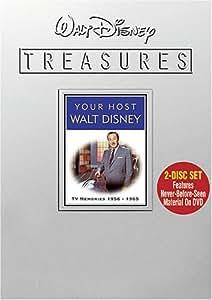 Walt Disney Treasures: Your Host, Walt Disney