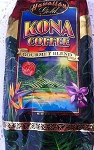 Hawaiian Gold Kona Coffee - 2 Lb Bag