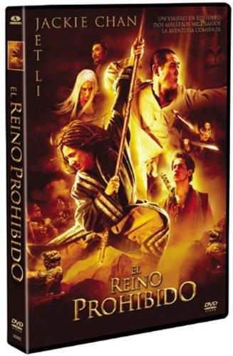 El reino prohibido [DVD]