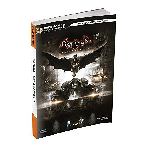 Guía Oficial Batman. Arkham Knight