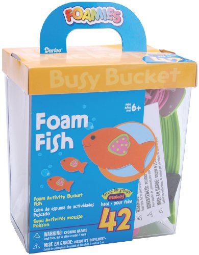 Foam Kit - Makes 42-Fish - 1