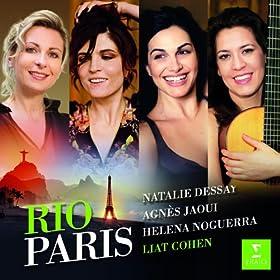 Rio-Paris [+digital booklet]