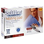 Kaz Heating Pad, Moist or Dry, King Size Deluxe, 1 pad