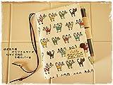 手帳カバーほぼ日手帳オリジナルサイズ対応A6手帳カバー ねこ 猫ネコにゃんこ