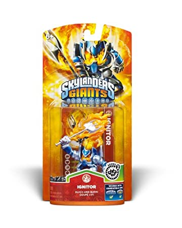 Activision Skylanders Giants Single Character Pack Core Series 2 Ignitor