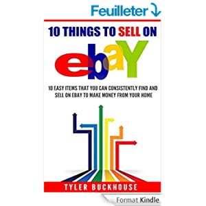 10 things to sell on ebay 10 easy items that you can for Best things to make and sell from home