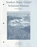Student Study Guide/Solutions Manual to accompany General by Denniston