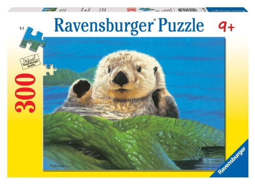 Ravensburger Friendly Otter - 300 Pieces Puzzle