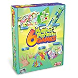 Junior Learning Different Number Pattern Games (Set Of 6)