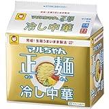 マルちゃん マルちゃん正麺冷し中華5P×6個