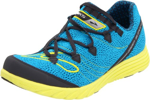 Brooks Green Silence Racing Running Shoes - UK7.5 - Width D