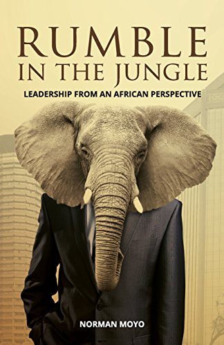Rumble in the Jungle, by Norman Moyo