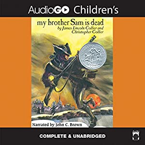 My Brother Sam Is Dead Audiobook