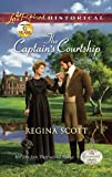img - for The Captain's Courtship (Love Inspired Historical) book / textbook / text book
