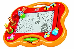 Tomy - 6486 - Ardoise magique - My First Megasketcher