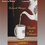 Death is a Cabaret: Antique Lover's Mysteries | Deborah Morgan