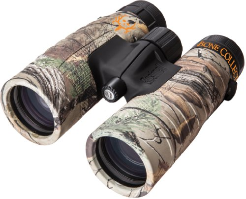 Bushnell Trophy Xlt Bone Collector Edition Roof Prism Binoculars, 8X 42Mm, Realtree Xtra Camo