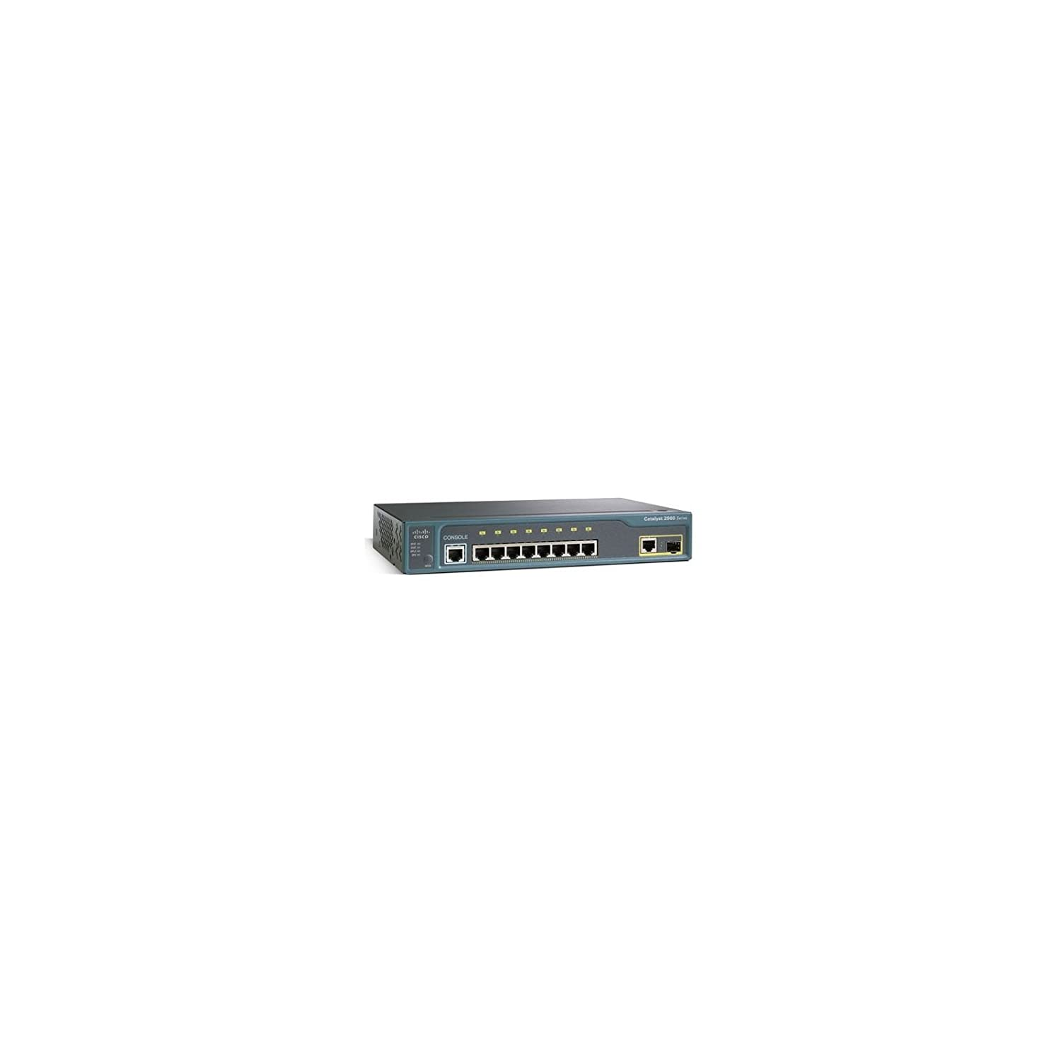 Comparer CISCO CATALYST 29608TC NOIR 8 PORTS