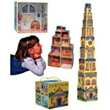 Babalu Doll House Stacking Blocks