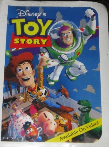 1996 Disney Masterpiece Collection Toy Story Happy Meal Toy ~ Woody - 1