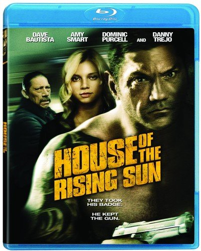 Blu-ray : House Of The Rising Sun (, Dolby, AC-3, Digital Theater System, Widescreen)
