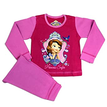 Princess Sofia Pyjamas | Sofia the First PJs | Age 12 to 18 Months
