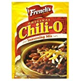Tone Frenchs Chili-O Original Spices, 1.75-Ounce Packages (Pack of 18)