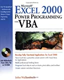 Microsoft Excel 2000 Power Programming with VBA (0764532634) by Walkenbach, John