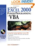 MS Excel 2000 Power Programming with...