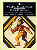 Four Comedies (0140434542) by Shakespeare, William