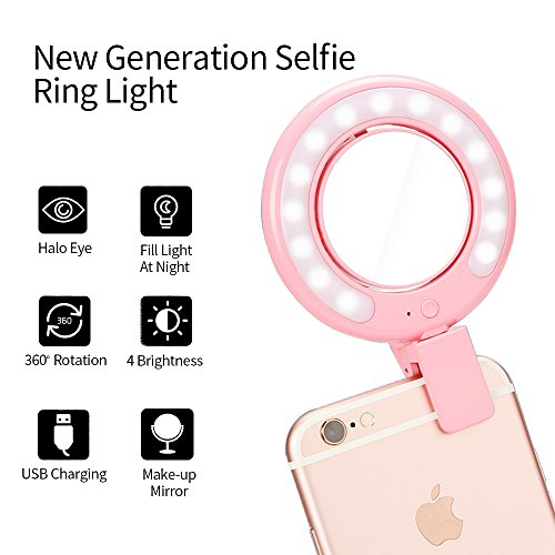 Selfie-Ring-Light-IPHOX-Spotlight-Video-LED-Lights-with-360-Makeup-Mirror-for-iPhone-6s-6s-Plus-5-SE-5S-4s-4-Galaxy-S6-S6-Edge-Galaxy-S7-S7-Edge-and-so-on-PK