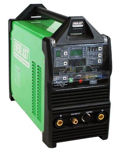 Great Deal! 2014 Everlast PowerTig 255EXT DIGITAL AC DC TIG STICK Pulse welder 220 Volt Inverter-Bas...