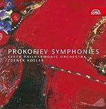 プロコフィエフ: 交響曲全集/コシュラー&チェコ・フィル (Prokofiev: Symphonies / Czech Philharmonic Orchestra, Zdenek Kosler) (4CD) [輸入盤]